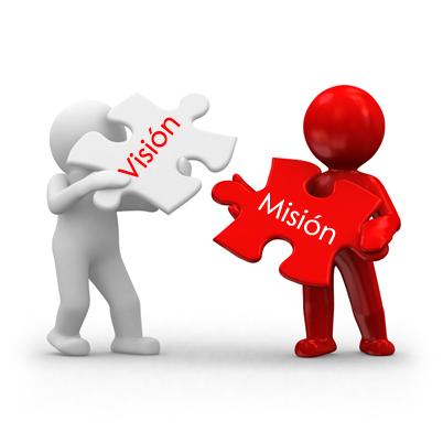 mision y vision, presencia en internet